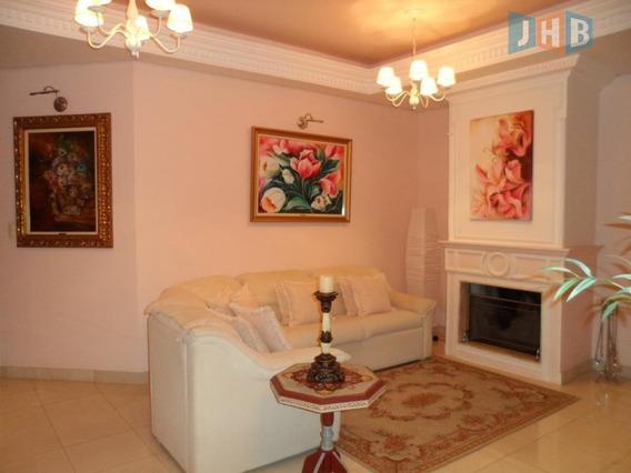 Sobrado Com 4 Dormitórios À Venda, 320 M² Por R$ 890.000 - Cidade Vista Verde - São José Dos Campos/sp - So0607