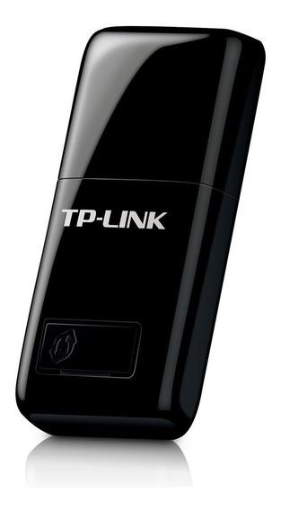 Mini Adaptador Usb Wifi Placa De Red Tp Link Wn823n 300mbps
