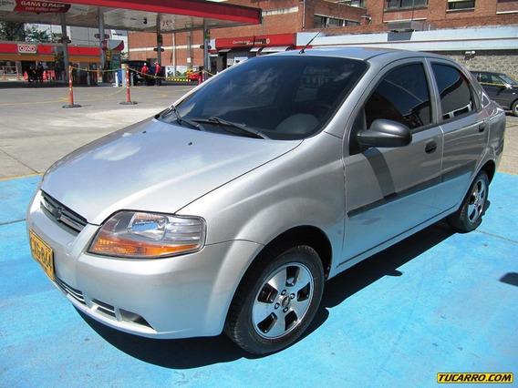 Chevrolet Aveo Ls 1400cc Mt Aa
