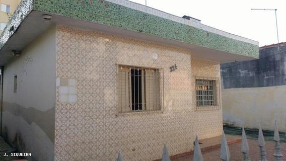 Terreno A Venda Em Suzano, Imperador, 3 Dormitórios, 2 Banheiros - 0664