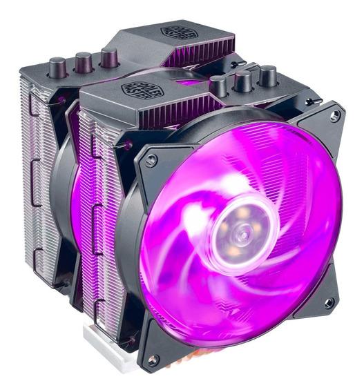 Cooler Para Processador Cooler Master Ma620p Rgb Tdp 200w