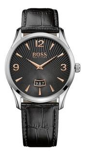 Reloj Hugo Boss Hombre Pulso Cuero. Importado Usa.