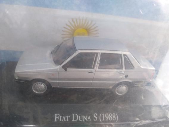 Autos Inolvidables Argentinos Nro 54 Fiat Duna S De 1988