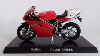 Miniatura Moto Ducati 996 Sps Maisto 1:36