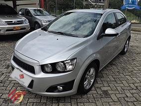 Chevrolet Sonic Lt Mt 1.6 2013 Msq824