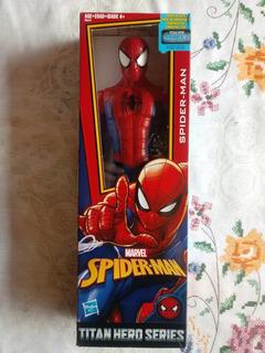 Muñeco De Hombre Araña Titan Hero Series