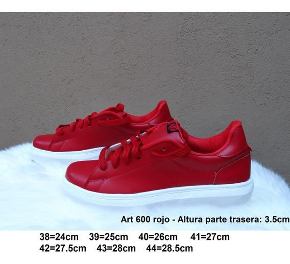 Zapatilla Base Ancha Talles Grandes - 38 Al 45 - Art V600