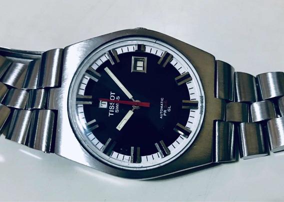 Relógio Tissot Pr 516 Gl Magnífico Antigo Automático