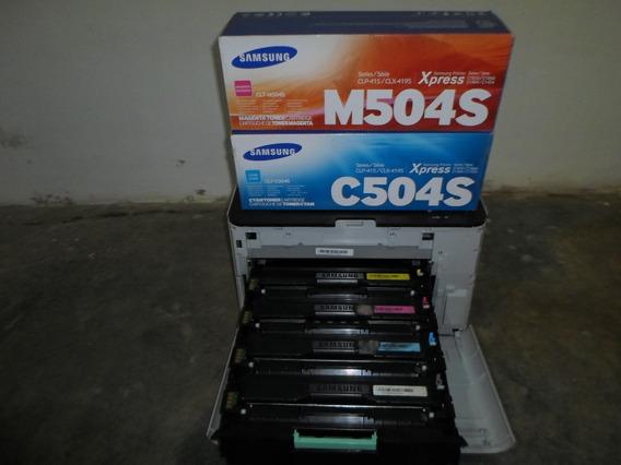 Impresora Samsung Xpress C1810w (unidad Fusora Dañada)