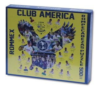 Rompecabezas De 1000 Piezas: Campeonato Del Club América