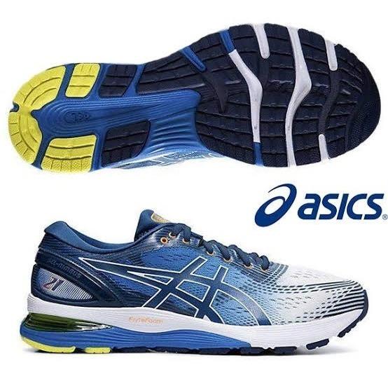 Tenis Asics Gel Nimbus 21, Running, Importado,original,novo