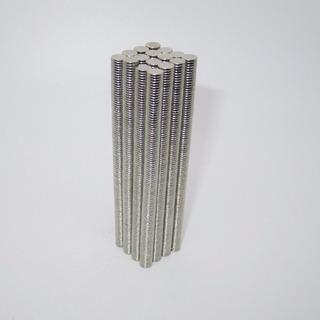 100 Imanes De Neodimio 5x1 Mm Super Potentes