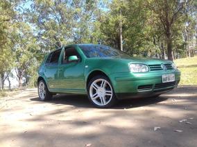 Golf 1.8 Gti 180cv Top Carro Muito Lacrado
