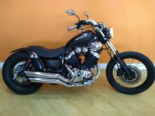 Yamaha Virago 535 1999 Preta