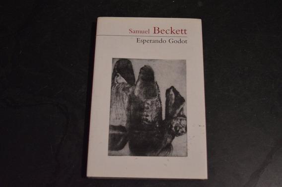 Esperando Godot Samuel Beckett Livro