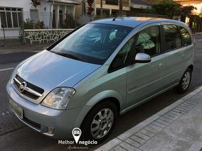 Chevrolet Meriva Premium 1.8 5p Flex Power Aut. 2008 Prata