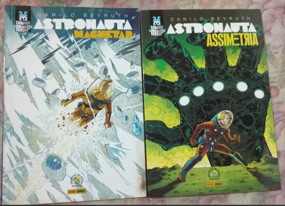 Astronauta - 03 Volumes