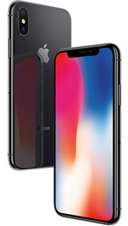 Celular Apple iPhone X 256gb - Cinza Espacial