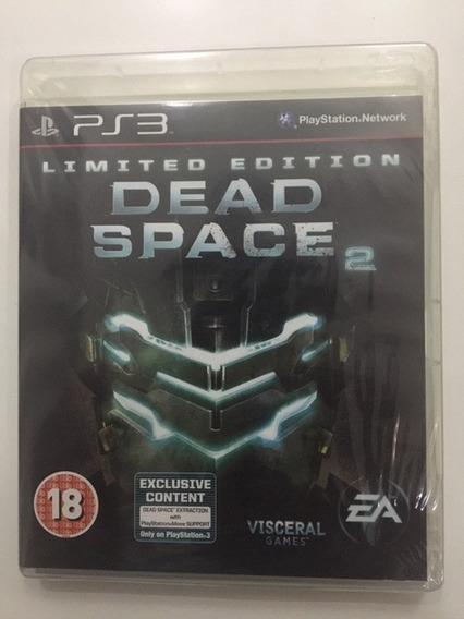 Dead Space 2 Ps3 Mídia Física