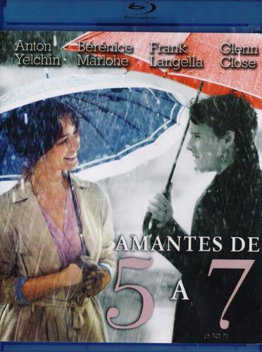 Amantes De 5 A 7 Anton Yelchin Pelicula En Blu-ray