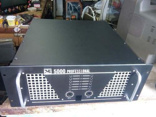 Gabinete P/ Amplificador De Potencia Vazio
