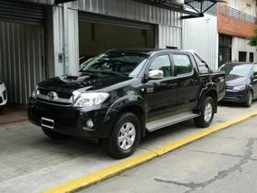 Toyota Hilux 3.0 I Srv C Doble 4x4 Cuero // 2011 - 182.000km