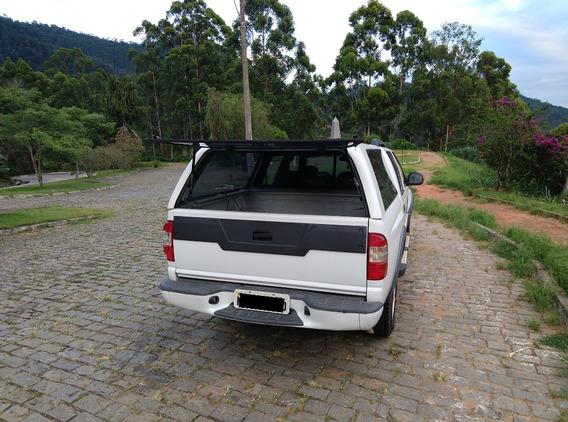 Chevrolet S10 2.4 Advantage Cab. Dupla 4x2 Flexpower 4p 2010
