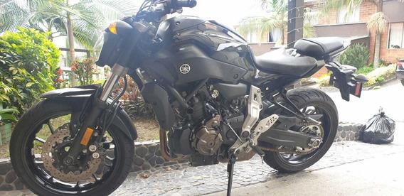 Yamaha Mt 07 Fz07