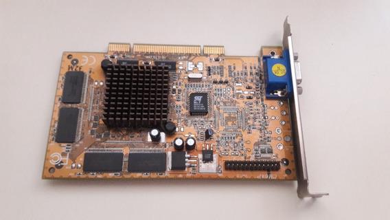 Placa De Video Nvidia Tnt2 Model 64 32mb Pci