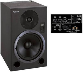 Monitor Roland Ds8 Top M Yamaha Krk