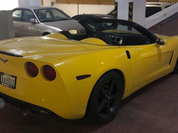 Corvette Convertible Como Nuevo