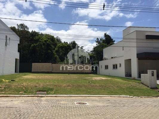 Terreno Em Condomínio Fechado, Itajaí. - Mte-225