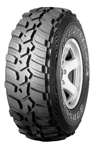Cubierta 265/75r16 (112q) Dunlop Grandtrek Mt2