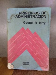 L2408 George R. Terry Principios De Administración
