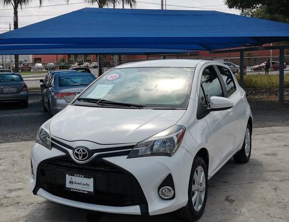 Toyota Yaris Hb Premium 2015 Std