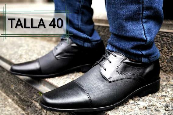Calzado Zapato 100% Cuero Outlet