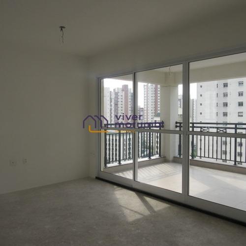 Imagem 1 de 15 de Apartamento Novo No Morumbi - Nm4268