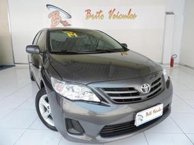 Toyota Corolla 1.8 Gli 16v Flex 4p Automático 2014