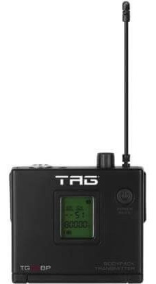 Transmissor Bodypack Tag Sound Tg-88bp Uhf