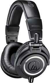 Fone De Ouvido (headphone) Audio Technica Ath-m50x Semi-novo