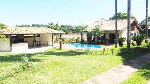 Chácara À Venda Country Club - Valinhos / Sp - Ch0391