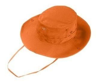Sombrero Waterproof Ala Ancha Uv50 Slippery®
