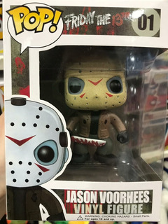 Funko Pop Jason Voorhees 01 Friday The 13th Terror Halloween
