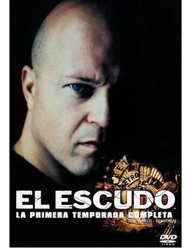 El Escudo The Shield Temporadas 1 2 3 En Dvd