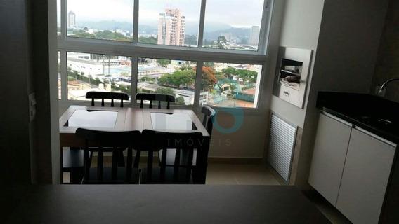 Loft Com 1 Dormitório Para Alugar, 42 M² Por R$ 2.600/mês - Vila Oliveira - Mogi Das Cruzes/sp - Lf0009