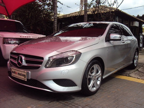 Mercedes-benz Classe A 1.6 Urban Turbo 5p Ano 2014