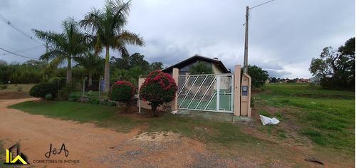 Imagem 1 de 15 de Chácara Condomínio Para Venda Em Sarapuí, Fazenda Floresta, 3 Dormitórios, 1 Suíte, 4 Banheiros, 6 Vagas - 00182_1-1918500