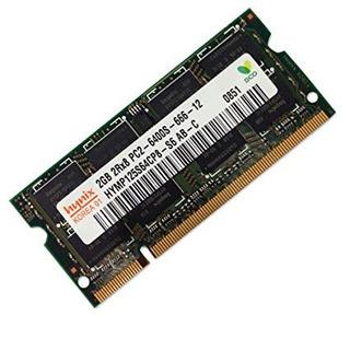 2 Gb Ddr2-800/667mhz Pc2-5300 - 6400laptop Realizo Envios