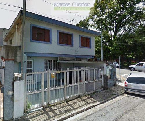 Sobrado Com 4 Dorms, Nova Gerty, São Caetano Do Sul - R$ 650 Mil, Cod: 753 - V753