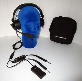 Headset Sennheiser Hmec 25 Ka Com Atenuador De Ruído.